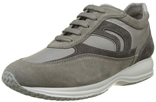 huge selection of 74a63 693c9 Sneakers Geox U Happy Mud/Dk Grey